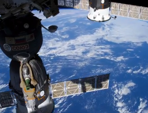 The World Outside My Window – Time Lapse of Earth from the ISS