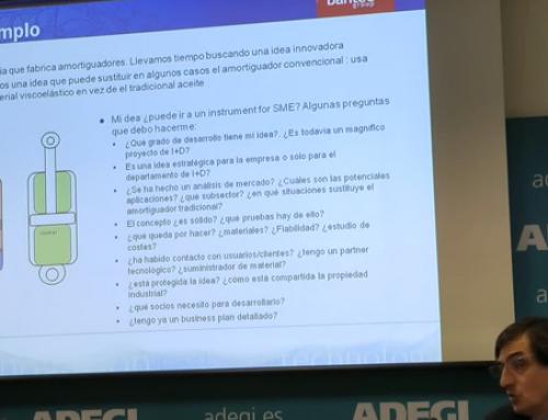 Programa Europeo Subvención a la Innovación de la Pyme. «Instrumento PYME». Parte 2