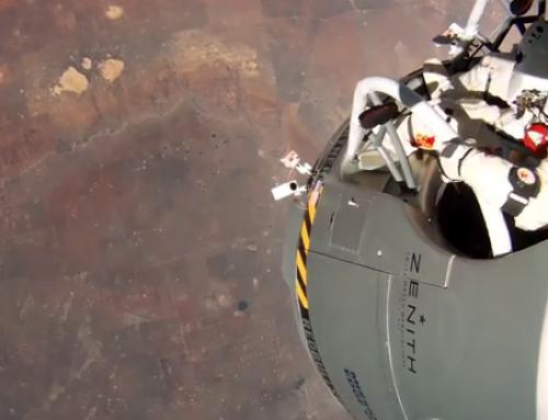 Felix Baumgartner: salto desde la estratosfera