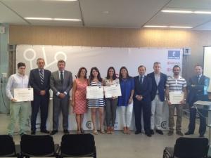 En la clausura del Innovation Startup Toledo Camp 2014 asistieron responsables y directivos de la Cámara de Toledo y de la Fundación INCYDE.