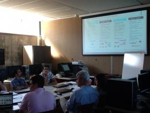 Innovation Startup Toledo Camp 2014 - formación emprendedores innovación pymes