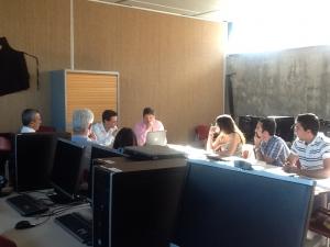 Se realizaron sesiones de formación con consultores especializados en diferentes áreas, para cubrir todos los aspectos necesarios en la creación de empresas innovadoras.